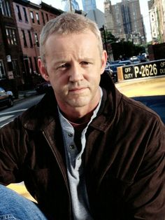 David Morse Just Getting Out Of The Cab