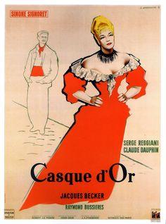 Simone SIGNORET - Film de Jacques Becker - 1952