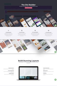 Divi Demo Layouts inspired by Elegant Themes examples made into layouts with Image placeholders so you can import them into any Divi Website you like. Built for Divi Wordpress Theme, Layouts, Child, Elegant, Classy, Children, Kid, Infant, Chic