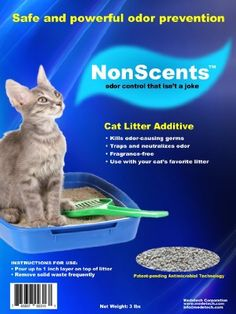 NonScents Odor Control Cat Litter Additive (1 Pack)!, http://www.amazon.com/dp/B00E83QDE2/ref=cm_sw_r_pi_awdm_rchYub19VYJD0