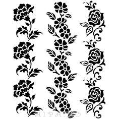 bordyury-cvetochnye-trafaret-plastikovyy-viva-decor.jpg (600×600)