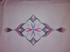Table Runners, Needlepoint, Needlework, Tapestry, Embroidery, Handmade, Decor, Straight Stitch, Ideas