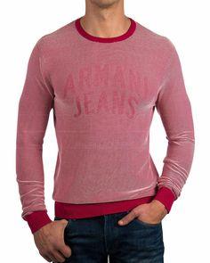Jersey Armani ® Riga Rosso | Envio Gratis