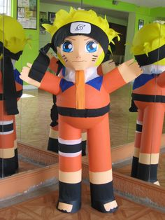 Naruto Full body Pinata!