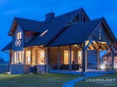 LK&909 - więcej o tym domu tu: http://lk-projekt.pl/lkand909-produkt-1630.html