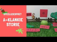A - klankie storie - Graad R - YouTube The Creator, How To Plan, Youtube, Youtubers, Youtube Movies