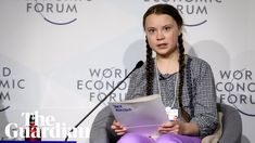 Greta Thunberg, a girl from Sweden whose activism for climate change sparked protests demonstrations across Europe delivered a bold message to financial and political elites as they gathered at the World Economic Forum in Davos earlier