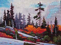 A collection of Paintings by Canadian Painter Nicholas Bott. Landscape Pictures, Landscape Art, Landscape Paintings, Oil Paintings, Landscapes, Canadian Painters, Canadian Artists, Vancouver, Waterfall Paintings