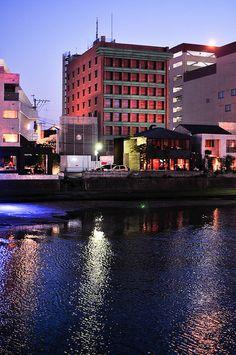 Fukuoka #japan http://www.flickr.com/search/?q=Fukuoka&page=25