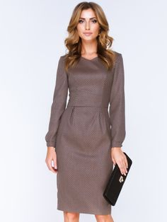 Swans Style is the top online fashion store for women. Shop sexy club dresses, jeans, shoes, bodysuits, skirts and more. Modest Fashion, Hijab Fashion, Fashion Dresses, Lovely Dresses, Dresses For Work, Formal Dresses, Office Fashion, Business Fashion, Moda Outfits