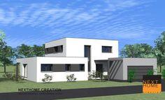 """Résultat de recherche d'images pour """"architecte extension toit plat"""""""
