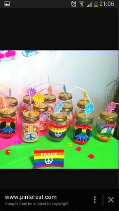 Welcome jars