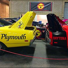 — Roadrunner and Daytona Dodge Daytona, Plymouth Superbird, Garage Accessories, Dodge Magnum, American Auto, Road Runner, Automotive Industry, My Ride, Autos