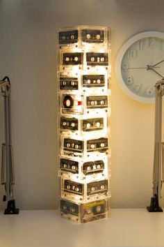 Another Cassette lamp