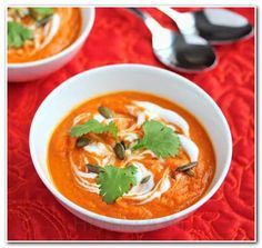 A soft food diet doesnt have to be boring heres quick creative carrot and coriander soup recipe liquid or soft food diet jeanettes healthy living forumfinder Choice Image