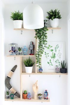 How to make custom plywood shelves | DIY | Woodwork