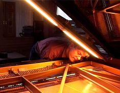 Piano tuner Stefan Knüpfer