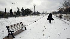 Thessaloniki, Winter Holidays, Outdoor Furniture, Outdoor Decor, Bench, Park, Home Decor, Decoration Home, Room Decor