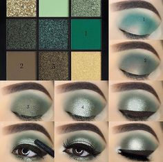 Eyeshadow Tutorials For Perfect Makeup – So Easy Even Beginners Can Learn eye makeup tutorial; eye makeup for brown eyes; eye makeup for brown eyes; Eye Makeup Steps, Natural Eye Makeup, Smokey Eye Makeup, Eyeshadow Makeup, Makeup Brushes, Easy Eyeshadow, Natural Eyeshadow, Eyeshadow Palette, Make Up Yeux