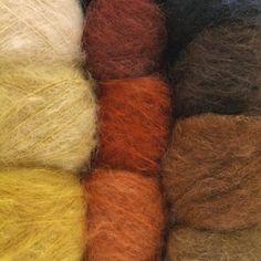 Smooth Mohair Doll Hair Yarn for Joy's Waldorf Dolls Doll Wigs, Doll Hair, Crochet Hook Sizes, Crochet Hooks, Wig Making, Making Dolls, Mohair Yarn, Felting Tutorials, Waldorf Dolls