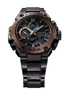 b7f08dee16d0 Solar-Powered Samurai  Casio G-Shock MR-G Special Edition Of the