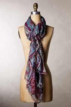 Moonfleet Scarf - anthropologie.com My colors