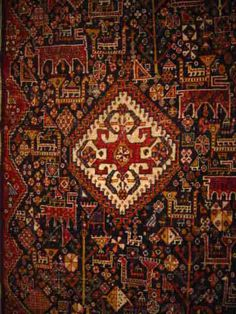 Antique Shekarlu Tribal Rug, The Wovensouls Collection