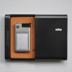 Vintage Braun Mach 2 Lighter