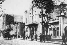 Geçmişin Modern Mimarisi serimizde sıra İzmir'e geldi...