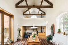Edwardian House, Victorian Homes, Best Interior, Interior Design, Derelict Places, Engine House, Brickwork, Mid Century House, White Walls