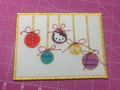 Tutorial:  How to Make a Deck The Halls postcard
