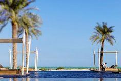 Abu Dhabi, Park Hyatt Hotel - genial!