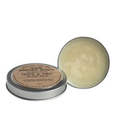 Home Brewed Soaps Hops & Mint Beard Balm After Shave Balm, Beard Balm, Home Brewing, The Balm, Moisturizer, Eyeshadow, Mint, Pure Products, Soaps