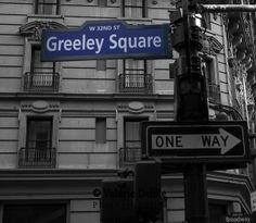 New York Greeley Square