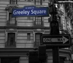 New York Greeley Square