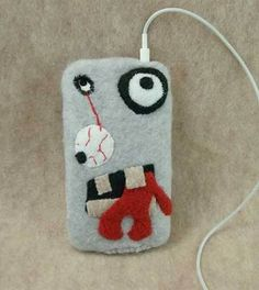 Zombie iPhone Case
