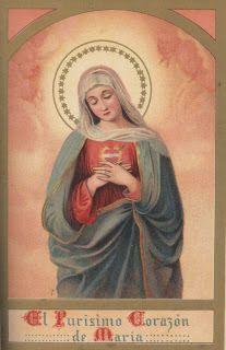 INMACULADO CORAZON DE MARIA DIA 2