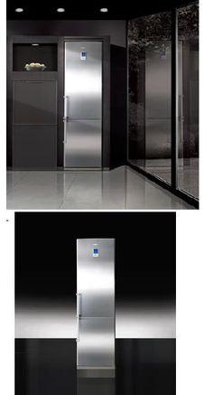 slim refrigerator/ freezer combination Kitchen Refrigerator, Refrigerator Freezer, Slim