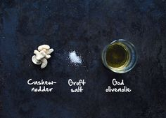 Salted nut snack for dummies! [in Danish]