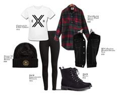 exo by chichi23 on Polyvore featuring polyvore fashion style H&M