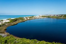 Coastal Dune Lakes of South Walton County   SoWal.com - Insider's Guide for South Walton Beaches & Scenic 30A