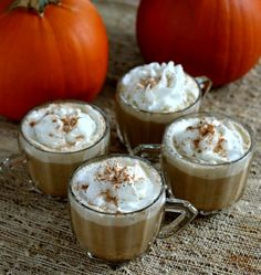 Yes it's that time of year again for pumpkin everything. These Slow Cooker Pumpkin Spice Lattes are just perfect for a fall get together, and couldn't get any easier. I start with a good brewed cof. Crock Pot Slow Cooker, Crock Pot Cooking, Slow Cooker Recipes, Crockpot Recipes, Pumpkin Recipes, Fall Recipes, Holiday Recipes, Holiday Treats, Yummy Drinks