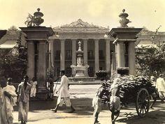 Palace in Calcutta