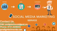 Paradigm Technocrats Digital Marketing and IT Solution Company is best solution for your business to promote online platforms. Paradigm Technocrats Digital Marketing experts help you deliver measurable results so that you can know all those-  Clicks,  Visits, Impressions,  Conversions,  Click-through-rates etc.  We have a superior understanding of marketing tools such as- Search Engine Optimization,  Search Engine Marketing,  Social Media Marketing etc.  Paradigm Technocrats know how to…