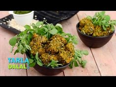 Oats Methi Muthia recipe with step by step photos. Oats Methi Muthia proves that. Gujarati Recipes, Indian Food Recipes, Ethnic Recipes, Gujarati Food, Indian Foods, Diabetic Recipes, Savory Snacks, Healthy Snacks, Healthy Eating