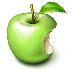 apple Color Fantasia, Easy Landscape Paintings, Apple Snacks, Jasmine Plant, Green News, Apple Icon, Bedroom Plants, Fruit Art, Red Apple