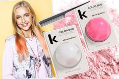 Want Pink Hair, but Only for a Day? Here's Your Hair Chalk How-To