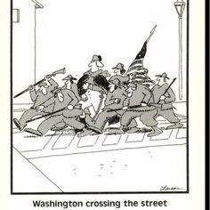 The Far Side-Washington