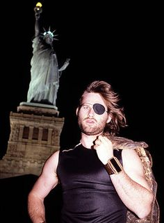 Snake Plissken, Escape from New York