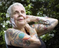 11 Seniors Finally Reveal What Tattoos Look Like When You're Older